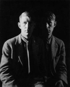 NPG P869(3); Wystan Hugh ('W.H.') Auden by Cecil Beaton
