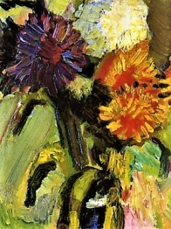 chrysanthemums-in-a-chinese-vase-1902 matisse detail