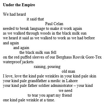 white & useful poem 2
